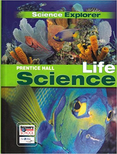 Science explorer life science (hardcover, student edition of.